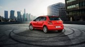 Vw Polo Gt Sport Edition Rear Three Quarters