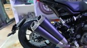 Indian Ftr 1200 Range India Launch Exhaust