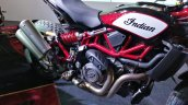 Indian Ftr 1200 Range India Launch Frame Engine An