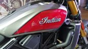 Indian Ftr 1200 Range India Launch Fuel Tank