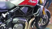 Indian Ftr 1200 Range India Launch Fuel Tank And E