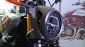 Indian Ftr 1200 Range India Launch Hearlight Right