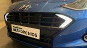 Hyundai Grand 10 Nios Front