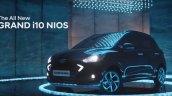 Hyundai Grand I10 Nios Front Quarter 733c
