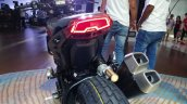 Indian Ftr 1200 Range India Launch Taillight And E