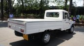 Mahindra Bolero Maxi Truck Plus White Rear Quarter