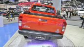 Isuzu D Max V Cross Rear At 2016 Thai Motor Expo
