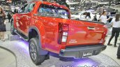 Isuzu D Max V Cross Rear Three Quarters At 2016 Th