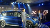 Maruti Xl6 Front Three Quarter Launch Image