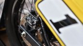 Yamaha Xsr155 Custom Bikes Xsr155 Tracker Rear Bra