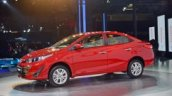 Toyota Yaris Launched In India At Inr 8 75 Lakhs