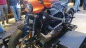 Harley Davidson Livewire Showcased In India Left F