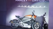 Harley Davidson Livewire Showcased In India On Sta