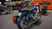 Royal Enfield Classic 500 Lagoon Rear Right Quarte