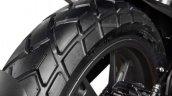 Honda Cbf190tr Press Images Rear Tyre