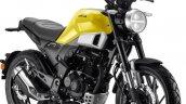 Honda Cbf190tr Press Images Yellow Paint Right Fro