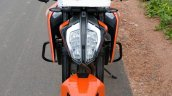 Ktm 790 Duke Spotted In India Again Front