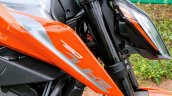 Ktm 790 Duke Spotted In India Again Fuel Tank