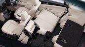 Mahindra Marazzo Rear Seats Fold