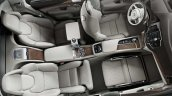 Xc90 Excellence Cabin
