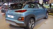 Hyundai Kona Rear Three Quarters Right Side At 201
