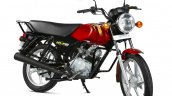 Tvs Hlx 150 Plus Right Front Quarter