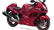 2020 Suzuki Hayabusa Us Spec Candy Daring Red
