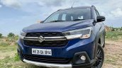 Maruti Xl6 Test Drive Review Images Front Angle 6