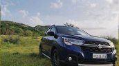 Maruti Xl6 Test Drive Review Images Front Angle 9