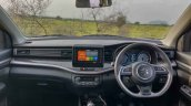 Maruti Xl6 Test Drive Review Images Interior Dashb