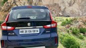 Maruti Xl6 Test Drive Review Images Rear