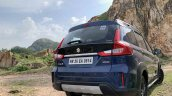 Maruti Xl6 Test Drive Review Images Rear Angle 4