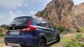 Maruti Xl6 Test Drive Review Images Rear Angle 5