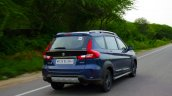 Maruti Xl6 Test Drive Review Images Rear Angle Act