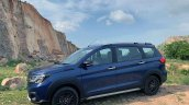 Maruti Xl6 Test Drive Review Images Side Profile 3