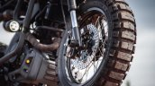 Modified Yamaha Xsr155 K Speed Front Brake Rotor A