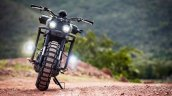 Modified Yamaha Xsr155 K Speed Headlight On