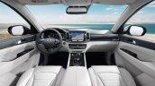 2020 G4 Rexton Interiors