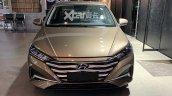 2020 Hyundai Verna Facelift 2 F3a4