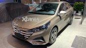 2020 Hyundai Verna Facelift 3 D7df