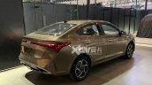 2020 Hyundai Verna Facelift 4 Af94
