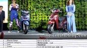 Honda Activa 125 Bs Vi Regulatory Filing