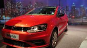 Vw Polo Facelift Facsia