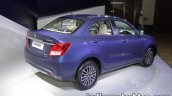 2017 Maruti Dzire 3rd Gen Rear Three Quarter Unvei