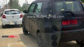 2019 Maruti Wagonr Stingray Spied Alloys Ignis New