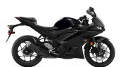 2020 Yamaha R3 Side Profile Studio Midnight Black