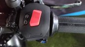 Bajaj Pulsar 125 Detail Shots Engine Kill Switch