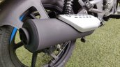 Bajaj Pulsar 125 Detail Shots Exhaust