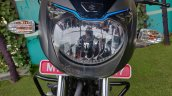 Bajaj Pulsar 125 Detail Shots Headlight Close Up