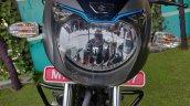 Bajaj Pulsar 125 Detail Shots Headlight Close Up